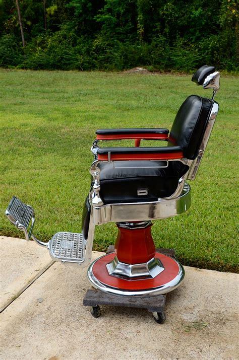 emil j paidar custom barber chairs and restorations