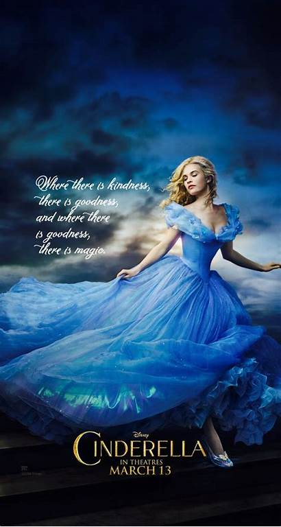 Cinderella Disney There Kindness Goodness Quotes Quote