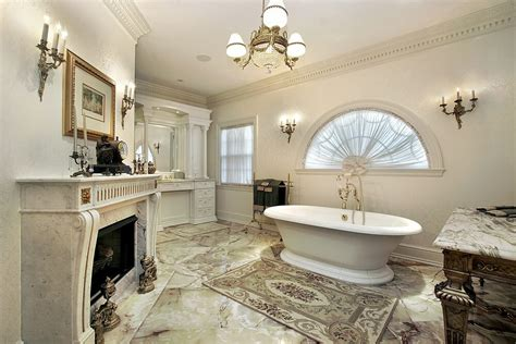 bathroom tub surround tile ideas 34 luxury white master bathroom ideas pictures