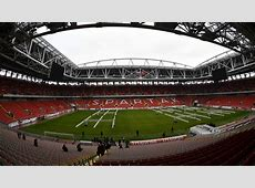 World Cup 2018 stadiums Your guide to the venues in