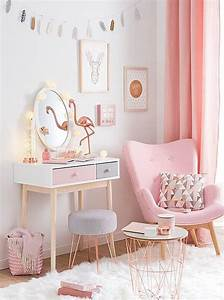 best 25 girls bedroom ideas on pinterest girl room With peinture couleur bois de rose 13 ambiance et decoration decoratrice dinterieur home