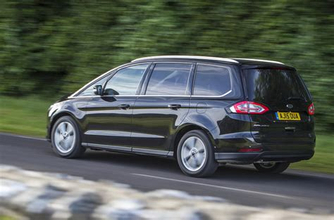 ford galaxy review  autocar