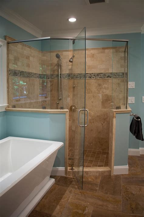 Clocks Enclosed Showers Walk In Shower Kits, Shower Home