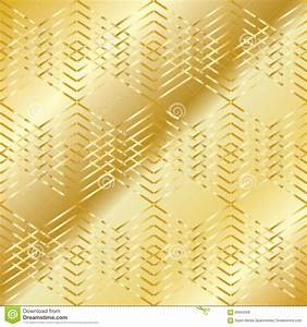 Gold geometric pattern stock vector. Image of birthday ...