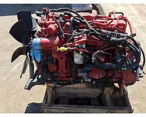 2012 Cummins Isb 6 7 Engine For Sale  42 000 Miles