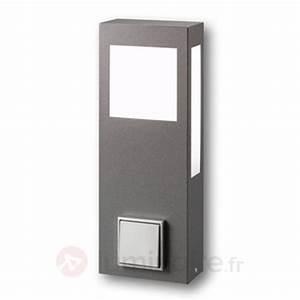 prise exterieur avec eclairage dans eclairage exterieur With prise de courant exterieur