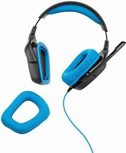 Headset Gaming Test : logitech g430 surround sound gaming headset test ~ Kayakingforconservation.com Haus und Dekorationen