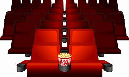 Seats Clipart Theater Library Clip