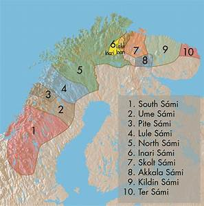 Opinions on Sami languages