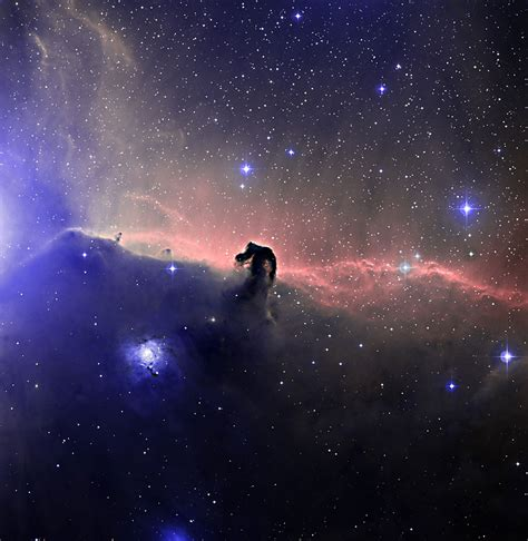IC434, Horsehead Nebula in Orion | ESA/Hubble