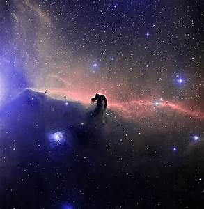 IC434, Horsehead Nebula in Orion   ESA/Hubble