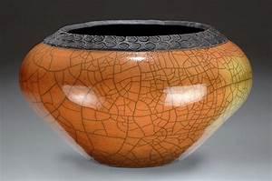 Raku Cachepots - Dodero Studio Ceramics