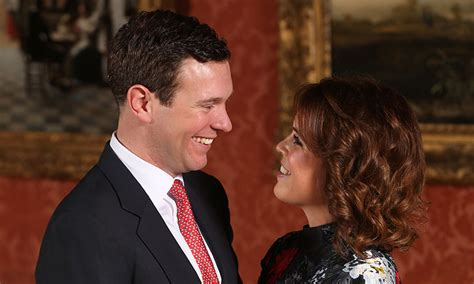 Princess Eugenie and Mr Jack Brooksbank are getting married