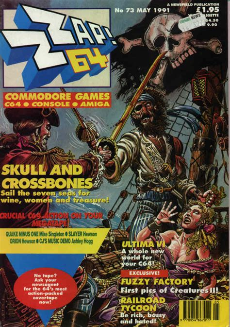 zzap issue