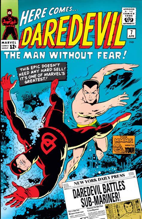 Daredevil Vol 7 daredevil vol 1 7