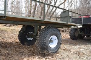 ATV Utility Trailer