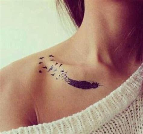 idees de tatouage sur la clavicule  leur signification