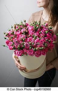 Blumen In Der Box : rosa pfingstrosen box women farbe rosen luxus str u e h nde blumen hut rosa box ~ Orissabook.com Haus und Dekorationen