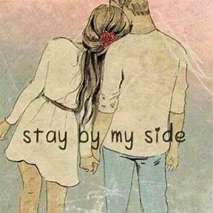 Stay by my side - image #2112754 by KSENIA_L on Favim.com