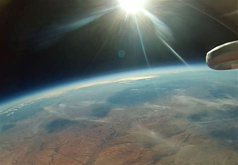 World View Tests High Altitude Balloon for Future ...
