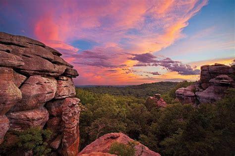 st louisans guide  shawnee national forest