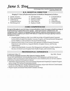 resume samples types of resume formats examples templates With healthcare administration resume template