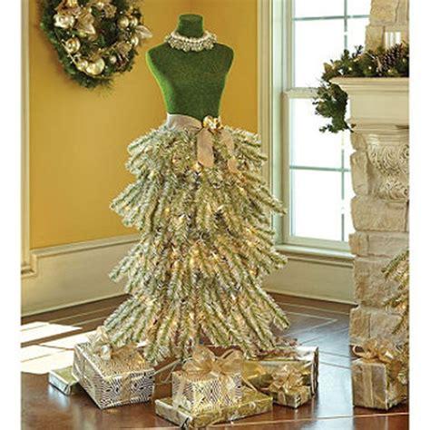 christmas tree boutique decor dress  pine home holiday