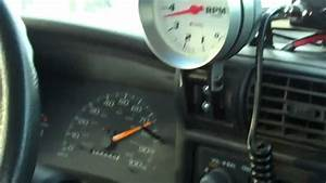 1997 Chevy S10  4-cylinder 2 2l   5-speed 0-80mph