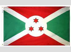Burundi Flag Gates Flag & Banner