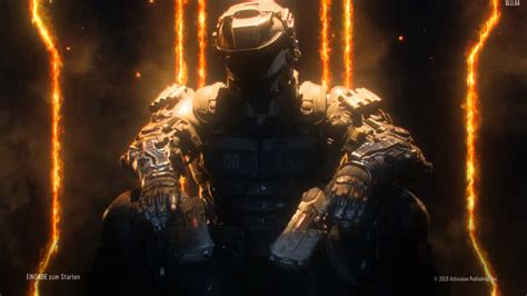Black Ops 3 Animated Wallpaper - cod call of duty black ops 3 dreamscene hd