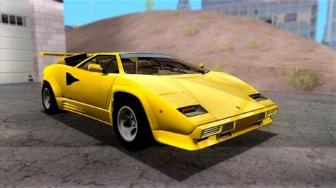 gta san andreas lamborghini mods  downloads