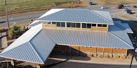 metal roofing design fabrication and install bone dry roofing