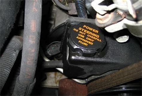 electric power steering 2006 pontiac grand prix regenerative solved where do i power steering fluid on my pontiac fixya