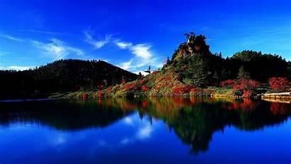 Japan Sky Scenery 1080p Background