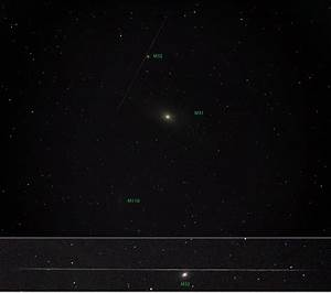 Satellite or Meteor? - Sky & Telescope