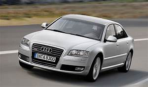 2008 Audi A8 Owners Manual