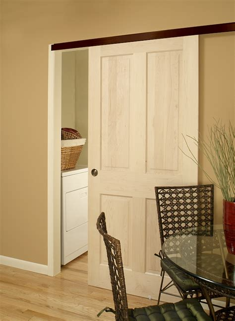 pocket door installation step to a successful converging pocket door