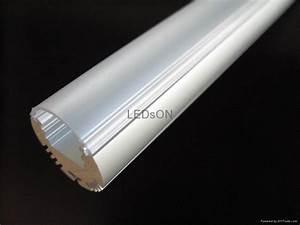 Quality Aluminum LED Profile ALU-ROUND - LEDSON (Poland ...