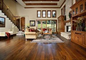 Dark Hardwood Floors Ideas for Rooms in the House