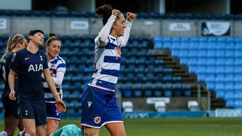 Reading Women discover Continental Cup quarter-final opponents