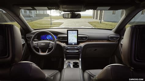 ford explorer interior cockpit hd wallpaper