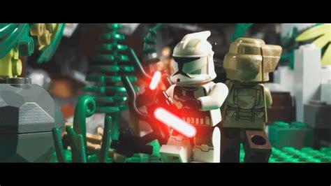 Lego Stop Motion The Battle For Corellia Full Star Wars