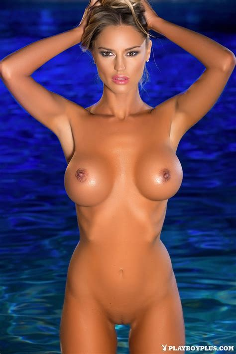 Charlie Riina in Midnight Dip - A Tribute to Playboy