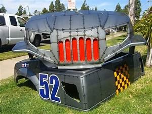 Tomberlin Emerge Custom Roof Cowl Golf Cart Body Fighter