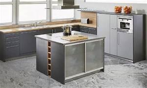 Die perfekte l kuche mit insel infos attraktive for L küche mit kochinsel