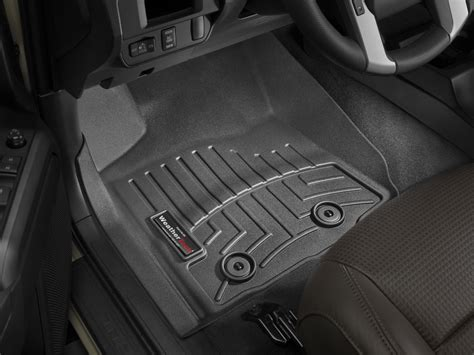Weathertech Floor Mats Tacoma by Weathertech Floorliner For Toyota Tacoma Cab 2016
