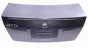 Trunk Lid Deck Boot W   Lip 99-05 Vw Jetta Mk4 Boot