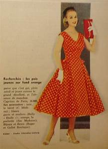 patron gratuit robe vintage annee 50 couture pinterest With patron robe pin up