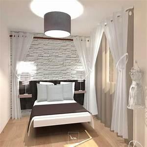 Deco Chambre Zen : am nagement garage en chambre id e d coration ~ Melissatoandfro.com Idées de Décoration