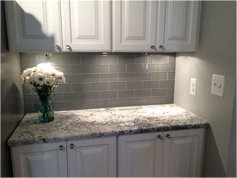 glass subway tile kitchen backsplash grey glass subway tile tiles home design ideas b89d8ebxrn